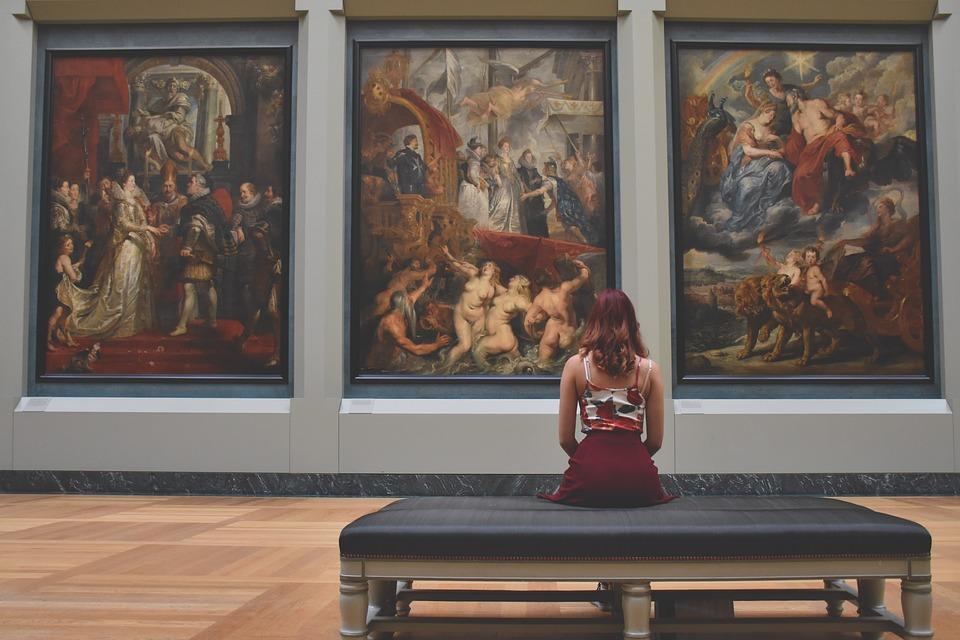 Maison/galerie, comment se lancer dans le marché de l'art ?