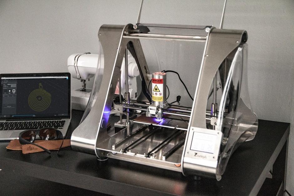 Imprimante 3D : un équipement révolutionnaire